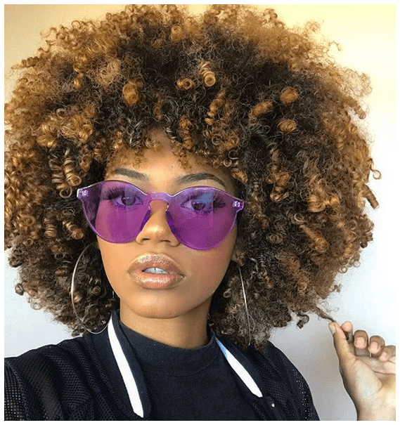 5 Tips for afro hair